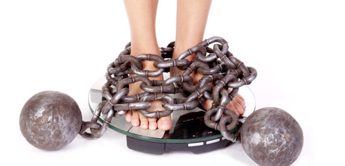 The staggering failure of dieting